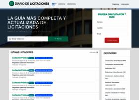 Diariodelicitaciones.com thumbnail