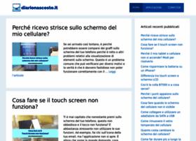 Diarionascosto.it thumbnail
