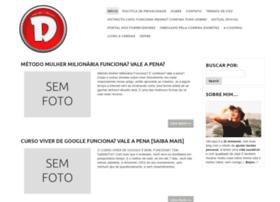 Diarmanda.com.br thumbnail