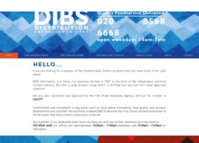 Dibsdistribution.co.uk thumbnail