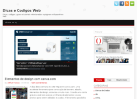 Dicasecodigosweb.com.br thumbnail