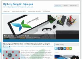 Dichvudangtin.com.vn thumbnail