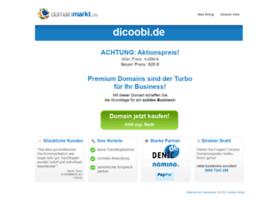 Dicoobi.de thumbnail