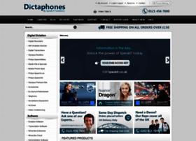 Dictaphones.co.uk thumbnail