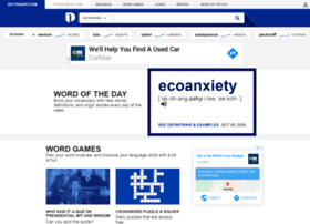 Dictionary.reference.com thumbnail