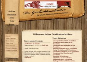 Die-geschichtenschreiber.de thumbnail