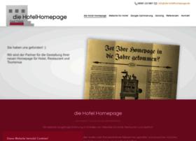 Die-hotelhomepage.de thumbnail