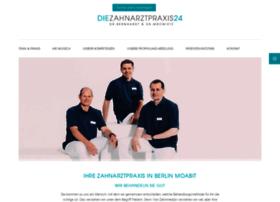 Die-zahnarztpraxis24.de thumbnail