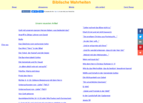 Diebibelonline.de thumbnail