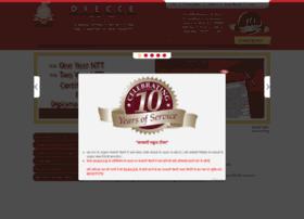 Diecce.ac.in thumbnail