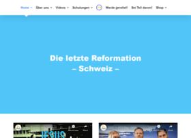 Dieletztereformation.ch thumbnail