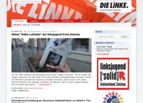 Dielinke-zwickau.de thumbnail