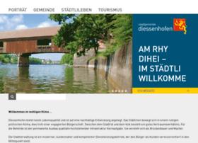 Diessenhofen.ch thumbnail