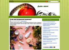 Diet-menu.ru thumbnail