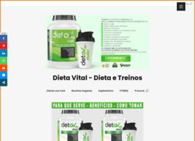 Dietavital.com.br thumbnail