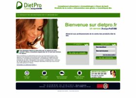 Dietpro.fr thumbnail
