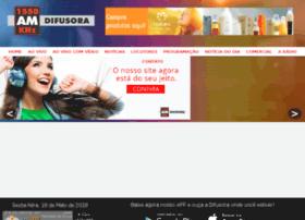 Difusora1550.com.br thumbnail