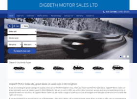 Digbethmotorsales.co.uk thumbnail