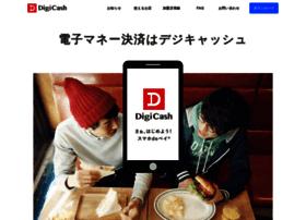 Digicash.jp thumbnail