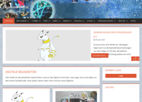 Digimons-world.de thumbnail