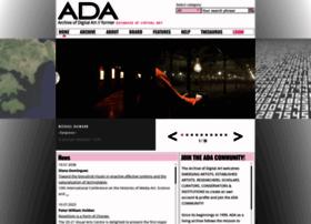 Digitalartarchive.at thumbnail
