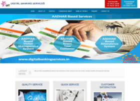 Digitalbankingservices.in thumbnail
