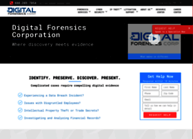 Digitalforensics.com thumbnail