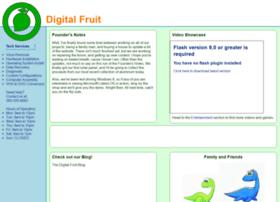 Digitalfruit.biz thumbnail