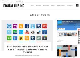 digitalhubinc.com at WI. Digitalhubinc.com