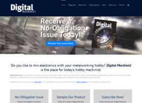 Digitalmachinist.net thumbnail