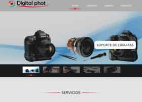 Digitalphot.com.pe thumbnail