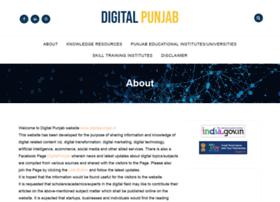 Digitalpunjab.in thumbnail