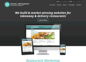 Digitalrestaurant.ie thumbnail