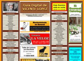 Digitalvicentelopez.com.ar thumbnail