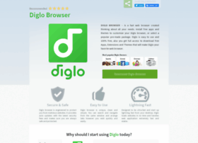 Diglo Browser - Free downloads and reviews - CNET Download.com