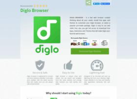 Diglobrowser.com thumbnail