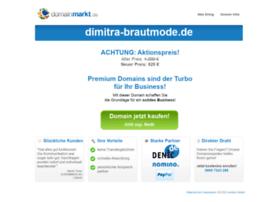 Dimitra-brautmode.de thumbnail