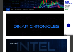 Dinarchronicles Com At Wi Home Dinar Chronicles Il y a deux ans, ils m'ont dit : website informer informer technologies inc