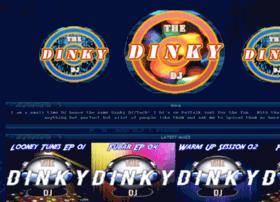 Dinkydj.co thumbnail