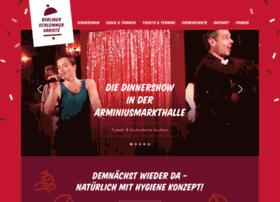Dinnershow.berlin thumbnail