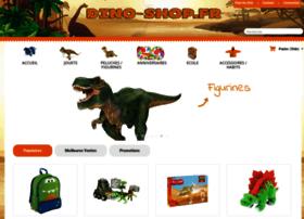 Dino-shop.fr thumbnail