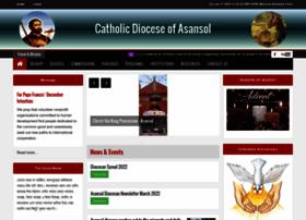 Dioceseofasansol.org thumbnail