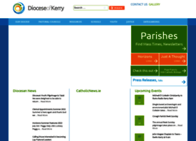 Dioceseofkerry.ie thumbnail