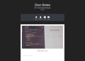 Dionboles.me thumbnail