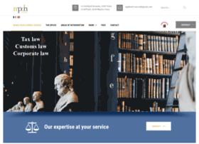 Dionisi-naudin-avocat.fr thumbnail