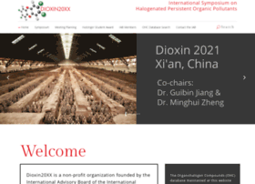 Dioxin20xx.org thumbnail