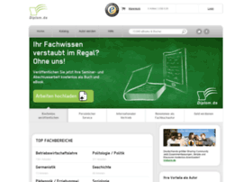 Diplom.de thumbnail
