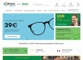 Direct-optic.fr thumbnail