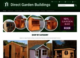 Directgardenbuildings.co.uk thumbnail
