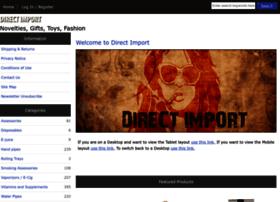 Directimportwholesale.com thumbnail